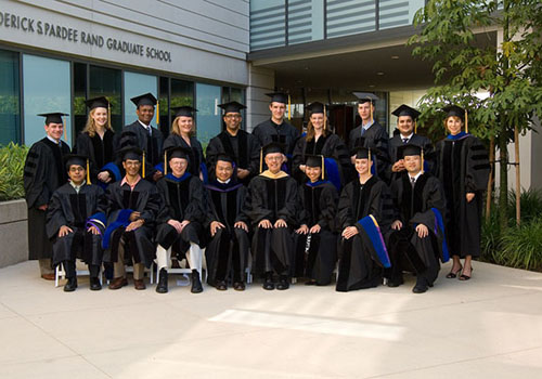 PRGS Commencement Members