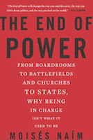 Book cover: End of Power