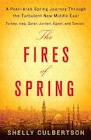 Book cover: Fires of Spring