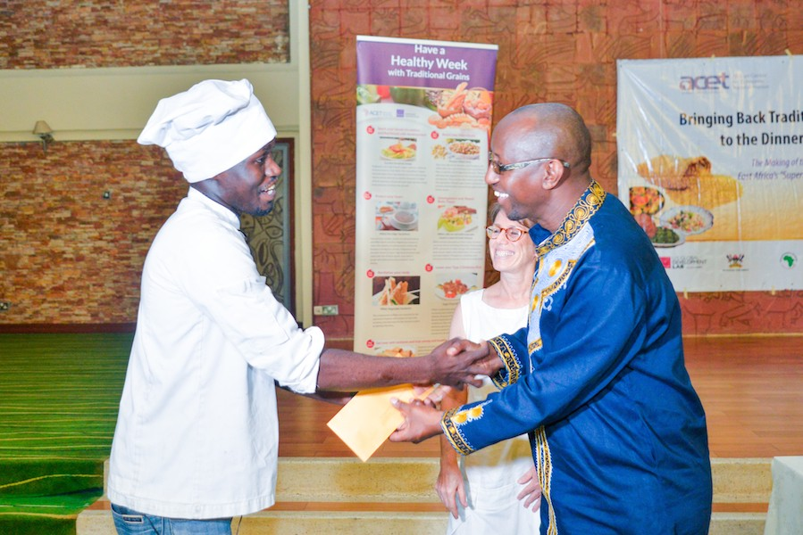 Chef Timothy Wandalu who works at Liquid Silk Restaurant, professional chef runner-up